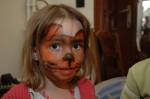 Anniversaire de Timea, 4 ans!