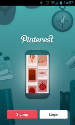 Pinterest est enfin sur le Google Play d'Android!