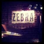Dashbox au Zebra, un peu comme à la maison…!
