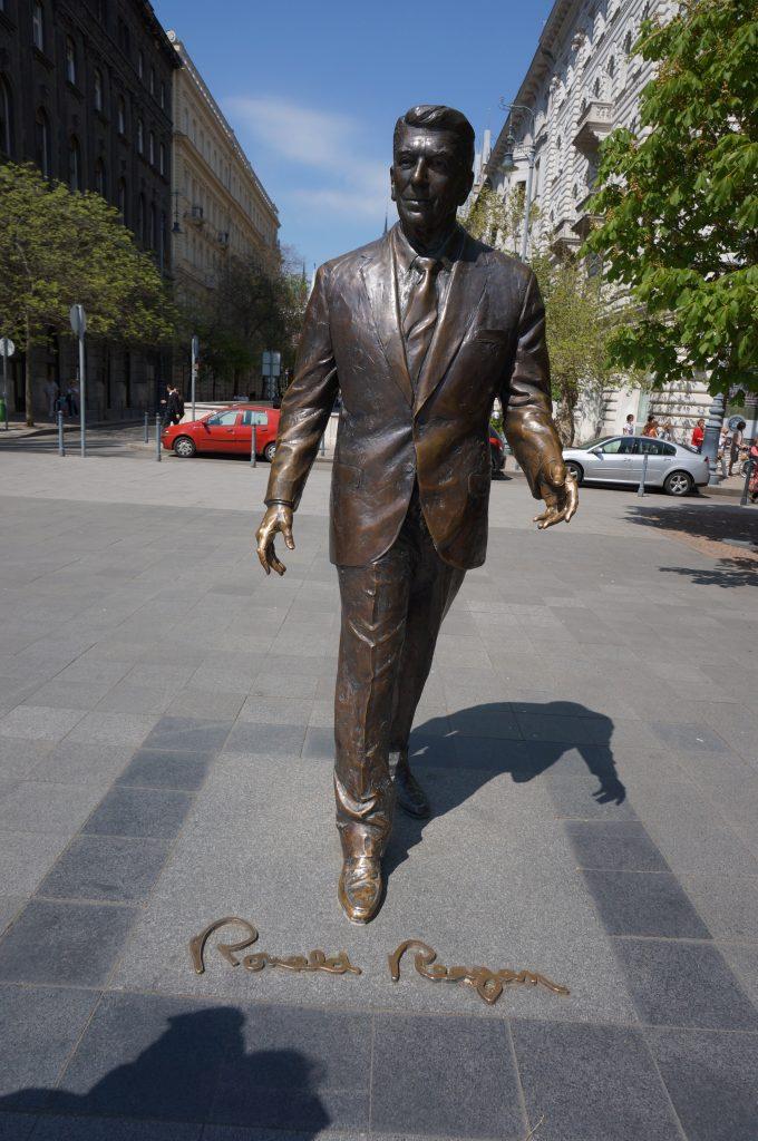 Ronald Reagan, Budapest