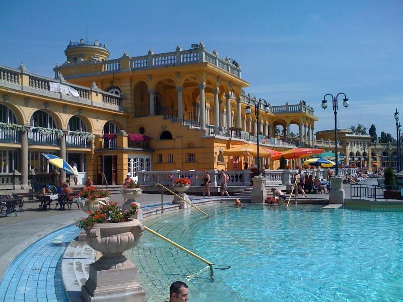 Széchenyi fürdö
